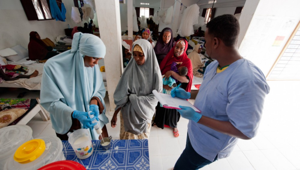 Somalia: Malnutrition hits record high as drought persists