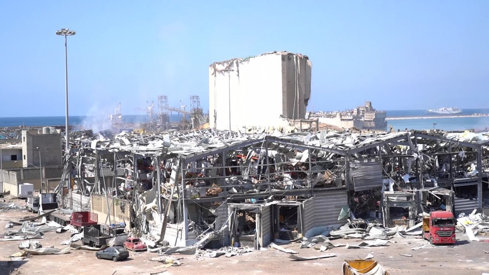 Lebanon: Huge support needed as Beirut and its people shaken to core by devastating explosion