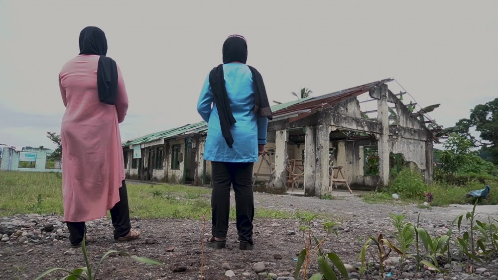 Video news footage:  conflict and COVID-19 pandemic doubly impact education in Butig, Philippines