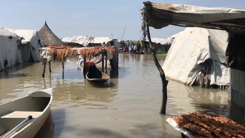 South Sudan: floods intensify impact of hunger and insecurity
