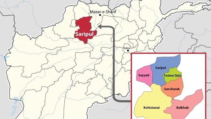Afghanistan, Saripul