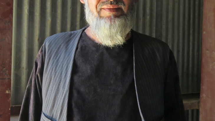 August 2016, Tukzaar area, Saripul province, Afghanistan. Abdul Muttalib fled to Tukzaar from Dah Marda. CC BY-NC-ND / ICRC / Ahmad Khalid