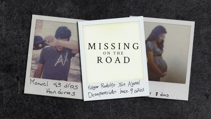 Missing on the road