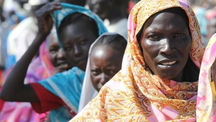 Sudan Critical needs in Darfur