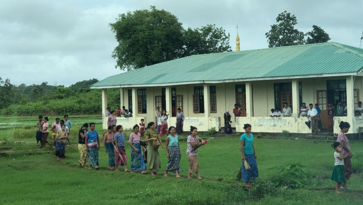 ICRC PRESIDENT PETER MAURER?S VISIT TO MYANMAR AND BANGLADESH: 1