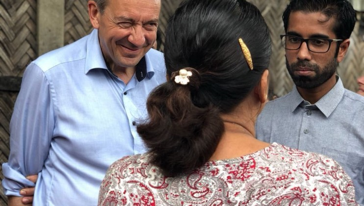 ICRC PRESIDENT PETER MAURER?S VISIT TO MYANMAR AND BANGLADESH 3