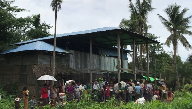 ICRC PRESIDENT PETER MAURER?S VISIT TO MYANMAR AND BANGLADESH 6