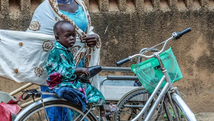 Les femmes et les enfants constituent l'écrasante majorité des patients suivis dans le centre médical de Barsalogho. « Nous sommes abandonnées à nous-mêmes », Salamata Ouédraogo, patiente du centre médical.