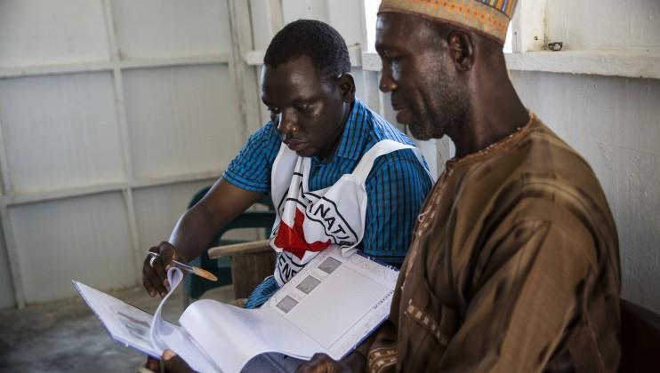 Tracing StadiumCamp Maiduguri Nigeria26
