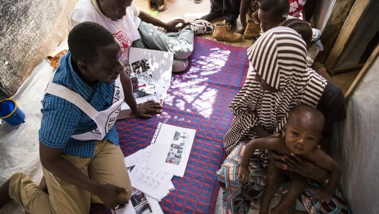 Tracing StadiumCamp Maiduguri Nigeria29