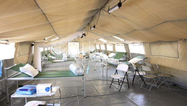 Yemen hospital stills 6   hospital interior