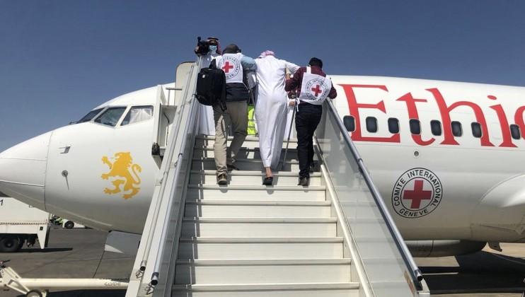 1. Saudi detainees departing