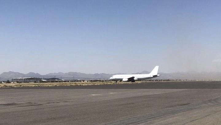 6. Sana'a plane